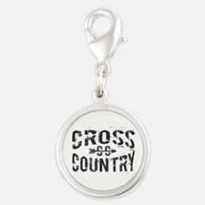 cross country Charms