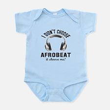 I didn't choose Afrobeat Infant Bodysuit