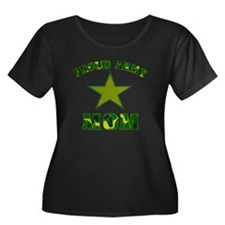 Proud army Mom T