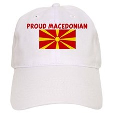 PROUD MACEDONIAN Cap