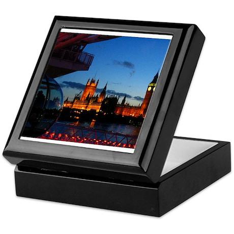 London Eye Keepsake Box