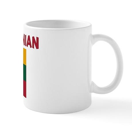 100 PERCENT LITHUANIAN Mug