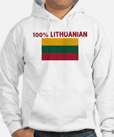 100 PERCENT LITHUANIAN Hoodie