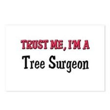 Trust Me I'm a Tree Surgeon Postcards (Package of