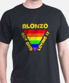 Alonzo Gay Pride (#009) T-Shirt