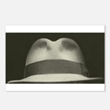 Fedora Postcards (Package of 8)