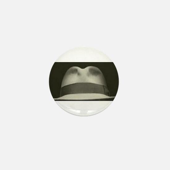 Fedora Mini Button