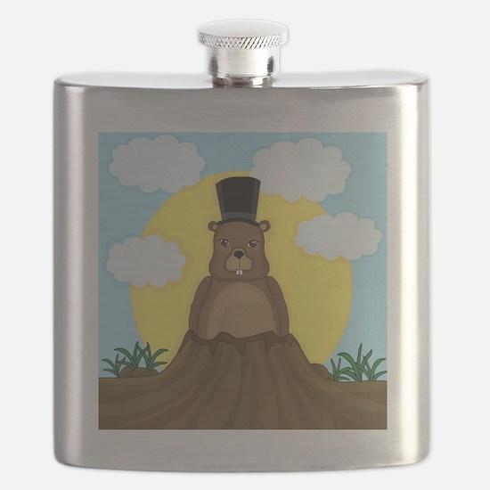 Unique Optimistic Flask