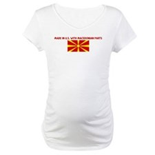 MADE IN US WITH MACEDONIAN PA Shirt