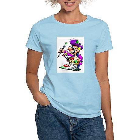 Artist Women's Light T-Shirt