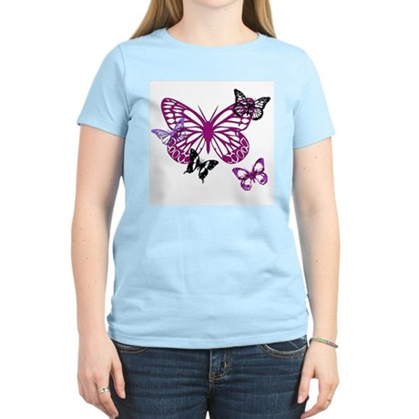 Updated Butterflies and Stars tee