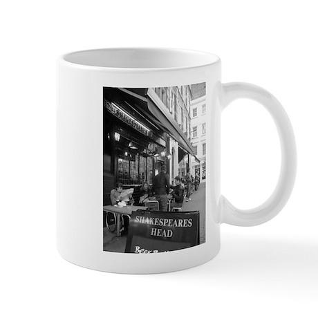 Foubert's Place, London Mug