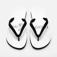 Schro Flip Flops
