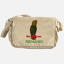 Funny Sanctuary Messenger Bag