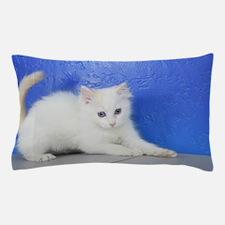 Joseph - Ragdoll Kitten Red Bicolor Pillow Case