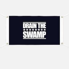 Drain the Swamp Banner