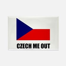 Czech Me Out Magnets