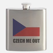Czech Me Out Flask