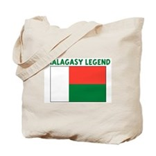 MALAGASY LEGEND Tote Bag