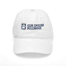 OLDE ENGLISH BULLDOGGE Baseball Cap