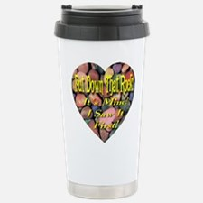 Unique I love collecting stamps Travel Mug