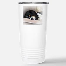 Cute King charles spaniels Travel Mug