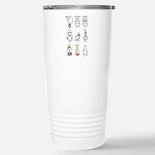 Jokes Travel Mug