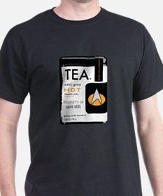Earl Grey Personalized T-Shirt