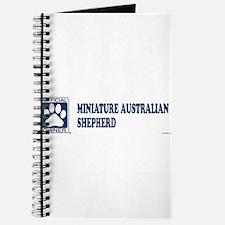 MINIATURE AUSTRALIAN SHEPHERD Journal
