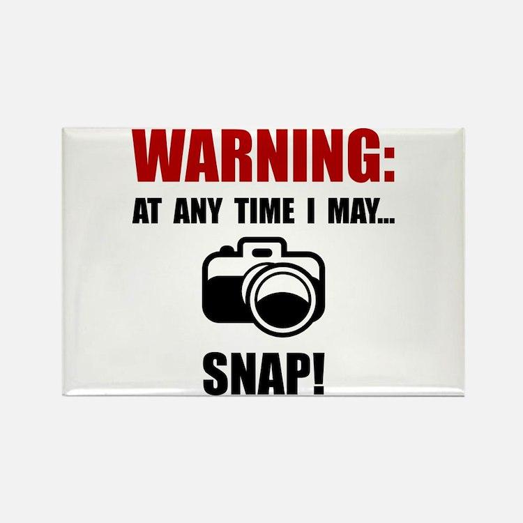 Camera Snap Magnets