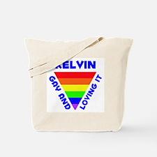 Kelvin Gay Pride (#005) Tote Bag