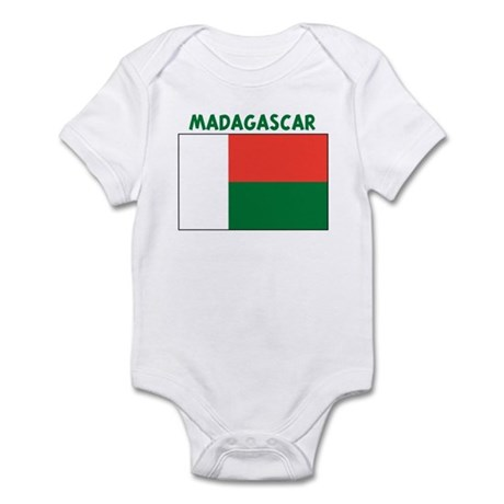 MADAGASCAR Infant Bodysuit