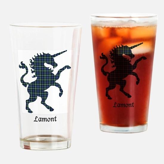 Unicorn - Lamont Drinking Glass