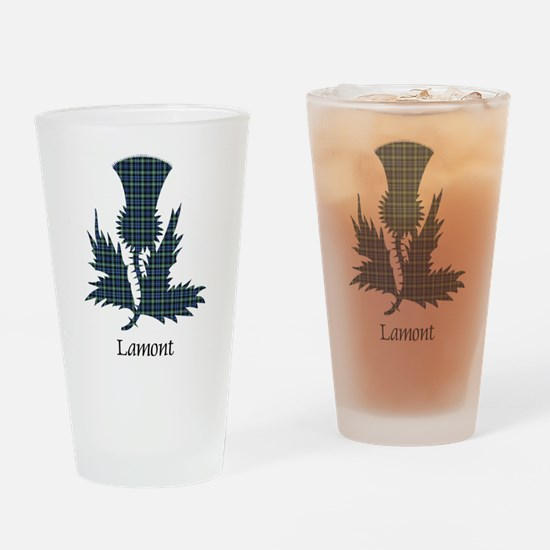 Thistle - Lamont Drinking Glass