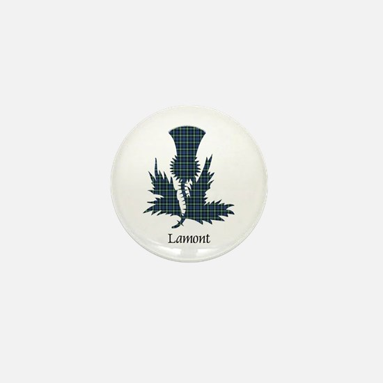 Thistle - Lamont Mini Button