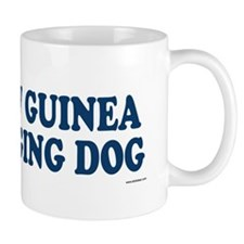 NEW GUINEA SINGING DOG Mug