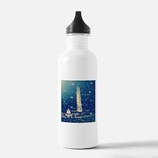 RightOn Washington DC Water Bottle