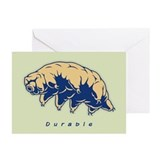 Tardigrade Greeting Cards (10 Pack)