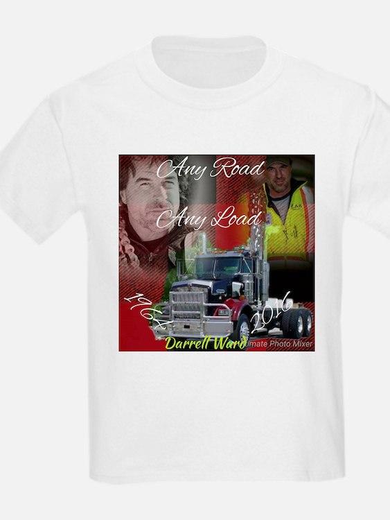 Any Road Any Load T-Shirt
