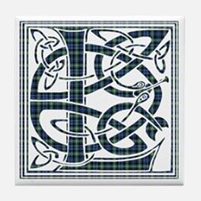 Monogram - Lamont Tile Coaster