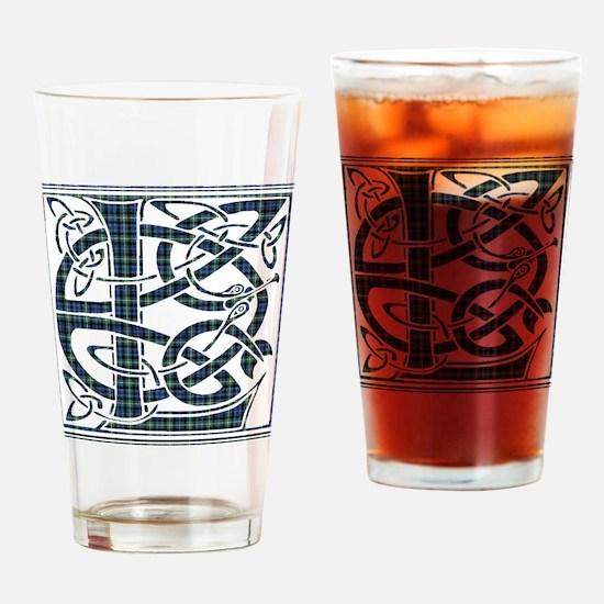 Monogram - Lamont Drinking Glass