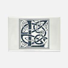Monogram - Lamont Rectangle Magnet