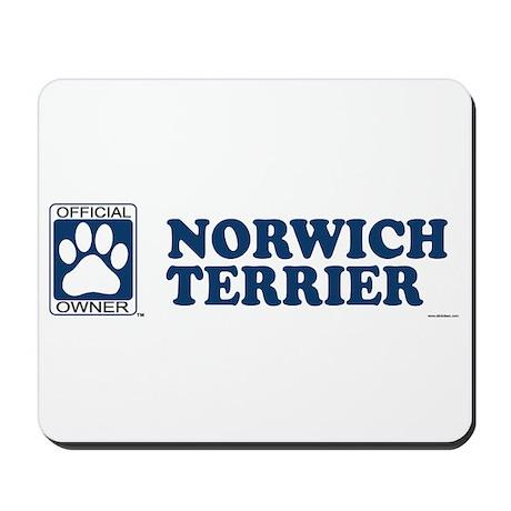 NORWICH TERRIER Mousepad