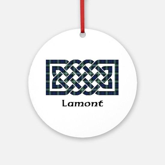 Knot - Lamont Ornament (Round)