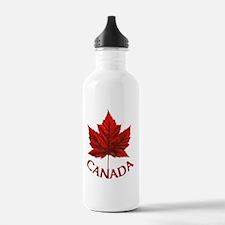 Canada Souvenir Gifts Water Bottle