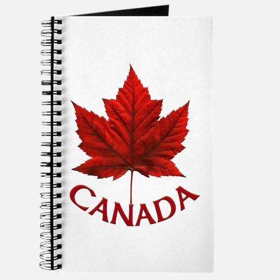 Canada Souvenir Gifts Maple Leaf Canada Da Journal