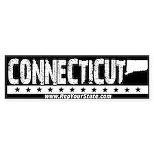 Connecticut Bumper Bumper Sticker