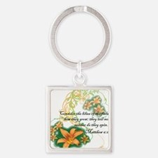 Lilies of the Field Keychains