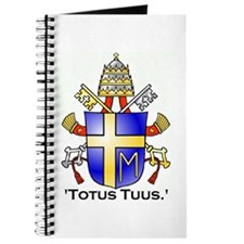 John Paul II's Crest Journal