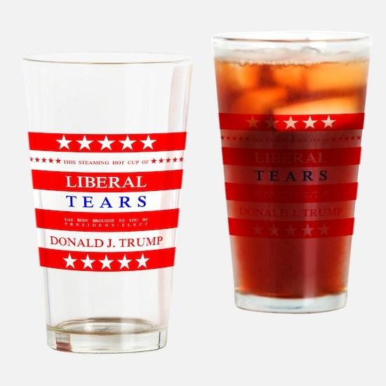 Donald Drinking Glass